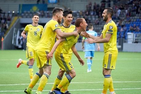 Спорт портал казахстана футбол