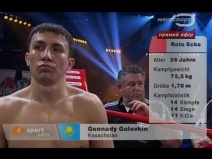 "Gennady ""GGG"" Golovkin сareer Highlights"